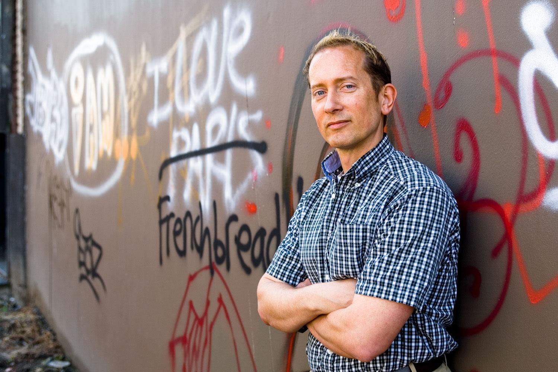 Aaron Kirk Douglas local film producer.