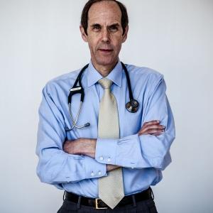 Portrait of Dr. Druker, Director of Knight Cancer Center