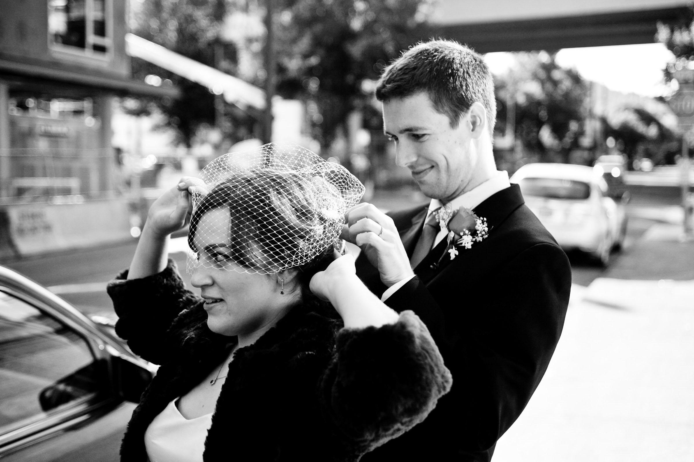 portland-wedding-bride-groom-hat