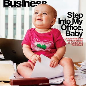 Oregon Business Cover September 2015