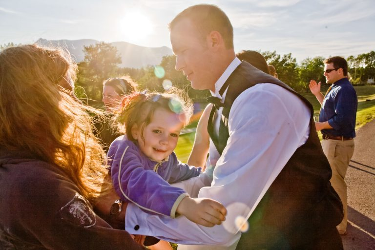 montana-wedding-groom-child
